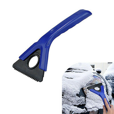 Snow Brush Ice Scraper Crusher Car Window Windscreen Cleaner Frost Remove Winter