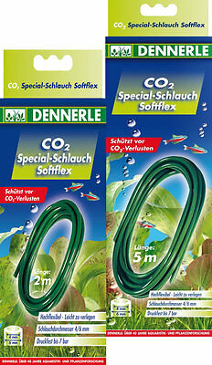Dennerle Profi-Line co2 tuyau flexible Softflex