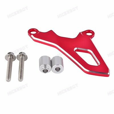 CNC Front Sprocket Cover Guard Chain Protector for Honda CRF150R CRF450X CRF450R