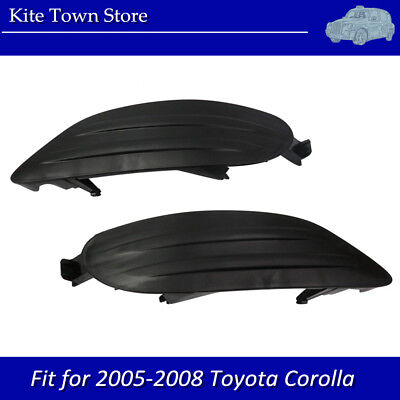 8148248020C0 TO2598107 Left New Fog Light Cover Driver Side LH Hand for Toyota