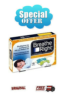 GSK Breathe Right FOR KIDS 10 NASAL stripes *NATURAL* DESIGNS