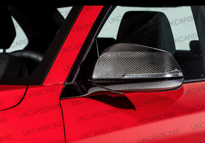 CARBON FIBRE WING MIRROR FULL REPLACEMENT COVERS BMW FOR 2 SERIES M235i M240i M