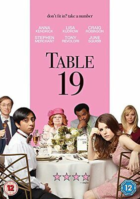 Table 19 [DVD] [2017] - DVD  M8VG The Cheap Fast Free Post