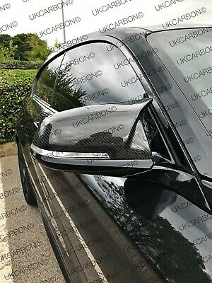 BMW M3/M4 style carbon fibre Replacement Mirror Covers F20 F21 F30 F31 F32 F33.