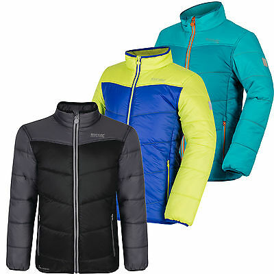 Regatta Icebound III Kids Jacket Girls Boys Quilted Coat