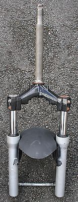 Piaggio X7 125 X7-125 2009 09 Front Forks Left Right Fork Legs Front Suspension