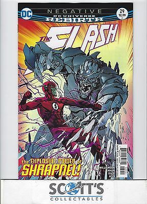 Flash  #29   New  (Bagged & Boarded)
