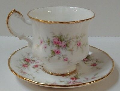 Paragon VICTORIANA ROSE Demitasse Cup & Saucer SET More Items Available