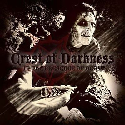 Crest of Darkness - In the Presence of Death LP