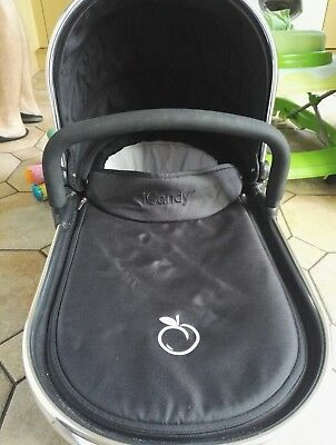 icandy peach 2 carrycot excellent condition