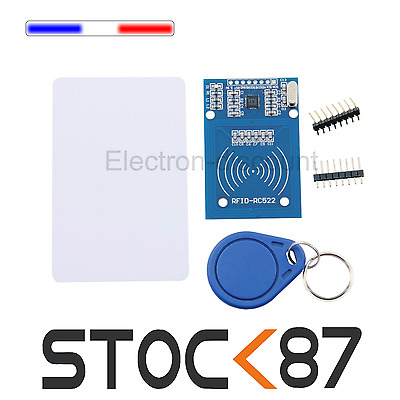 5148# MFRC-522 RC522 RFID Kits S50 13.56 Mhz 6cm for arduino
