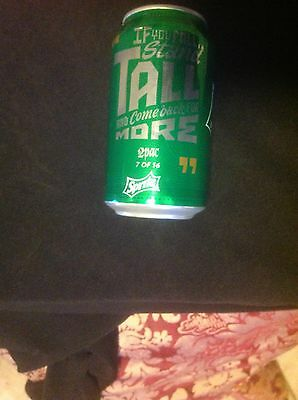 2016  SPRITE CAN ( OBEY YOUR VERSE 7 Of 16 ) UNOPENED (2pac)