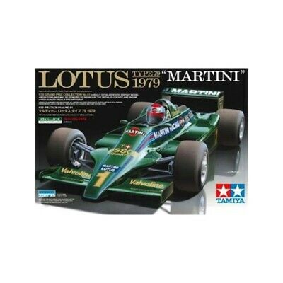 "Tamiya 1/20 Lotus Type 79 1979 ""Martini"" Kit TA-20061 (New)"