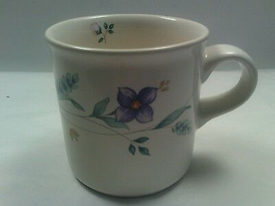 PFALTZGRAFF APRIL PATTERN Coffee Cup 9 oz Small Handle Rim Unpainted ...
