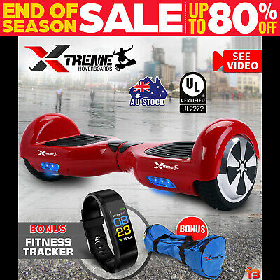XTREME Smart Self Balancing Hoverboard Electric 2 Wheel Scooter Hover Board R