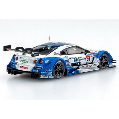 Ebbro 1/43 Super GT 2016 Sugo Winner GT.R No. 24 45383 (New)