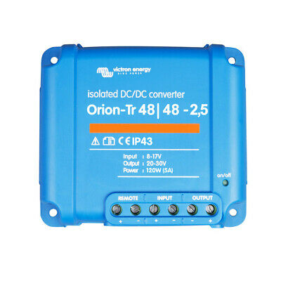 Victron Orion-Tr 48/48-2,5A (120W) Isolated DC-DC converter