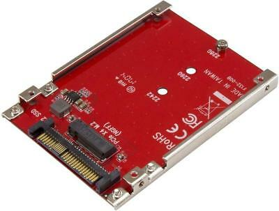 M.2 - U.2 Sff-8639 Ssd Adapter Card - Startech