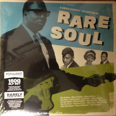 Various Artists - A Crate Diggers Collection of Rare Soul [New Vinyl LP]