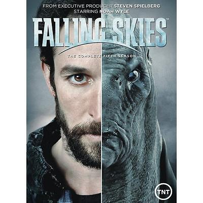 Falling Skies: The Complete Fifth Season (DVD, 2016, 3-Disc Set) NEW