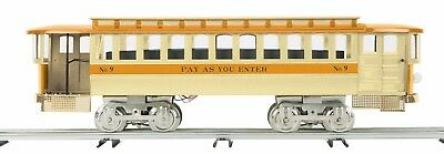 Lionel Corporation 11-2025-1 #9 Pay-As-You-Enter Trolley w/Proto-Sound 2.0 MIB *
