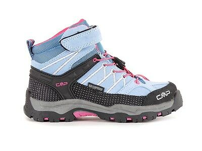 CMP Hiking shoe Hiking shoes Ankle shoe Rigel Mid blau water resistant