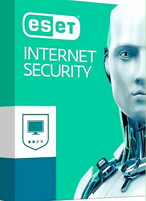 Eset Smart Security V10 2017 2 PC 2Years!