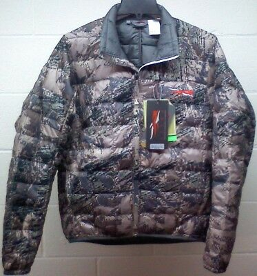 Sitka Kelvin Down Ultralight Jacket Size M & L - Optifade® Open Country 30035-OB