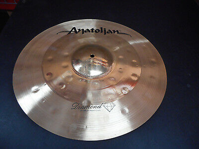 "Anatolian Diamond Series 19"" Impact Crash Cymbal"