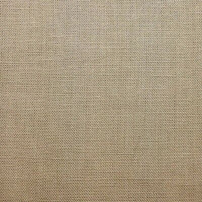 100 Belgian Linen Upholstery Drapery Fabric Toasted Sesame By The