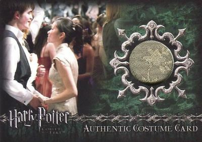Harry Potter Goblet of Fire Update Cho Chang Costume Card HP C2 #228/700