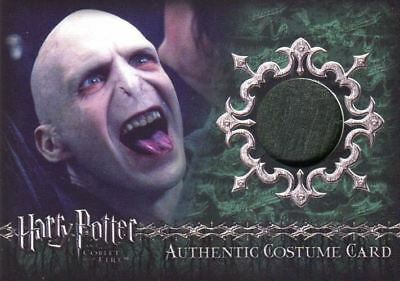 Harry Potter Goblet Fire Update Lord Voldemort Costume Card HP Ci2 #073/155