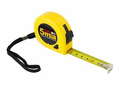 New Sale 3M/5M/7.5M Metre Tape Measure Measurer Trade Builder Measuring Staedler