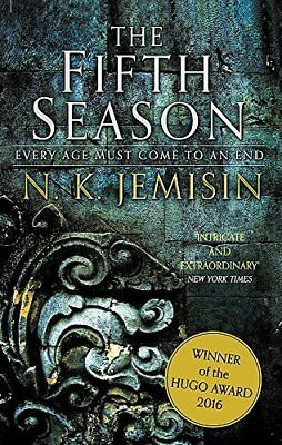 The Fifth Season: The Broken Earth Book 1 WI by N. K. Jemisin New Paperback Book