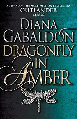 Dragonfly In Amber: (Outlander 2) by Diana Gabaldon New Paperback Book