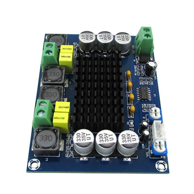 Bluetooth4.0 TPA3116D2 2*120W Audio Receiver Power Digital Amplifier Board Hot
