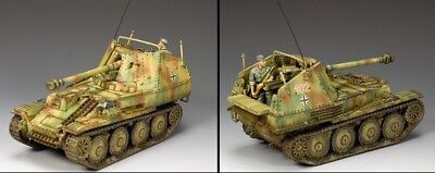 KING AND COUNTRY Marder III Tank Destroyer WW2 WSS334 WS334