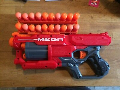 3D Printed Nerf 20 Mega Dart Holder(not the gun)