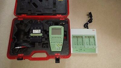 Leica GPS ATX 1230 GG  with controller RX1250X and GHT56