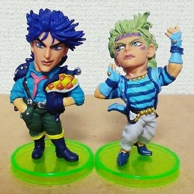 Jojo's Bizarre Adventure World Collectable Figure vol.4 Joseph Caesar set