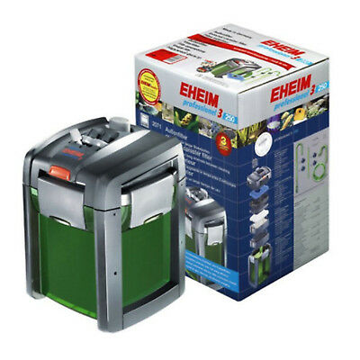 Eheim 2071 Professional 3 External Aquarium Water Canister Filter 250 Automatic