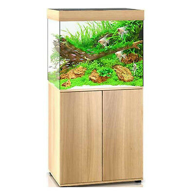 Juwel Lido 200 Lightwood T5 Aquarium Cabinet Sbx Combi Stands Flat Fronted New