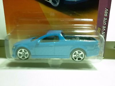 Matchbox Holden Ve Vintage Commodore Ute Sharp Rare Blue Unopened  !!