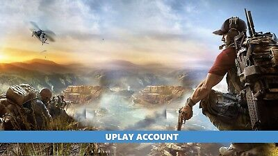 Tom Clancy's Wildlands Full Game Multilanguage Uplay Account Fast Delivery