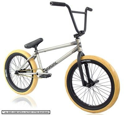 "VANDALS TROOP 2018 X GUM LTD BMX BIKE 20"" RAW Shipping UK/EU/USA!"