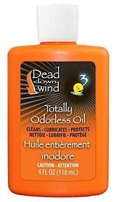 Dead Down Wind Oil Bow Gun Oderless Hunting Clean Lubricate Protect