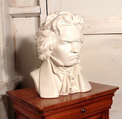 A Good Large Bust of Beethoven