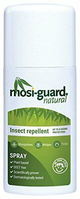 Mosi-Guard Natural Insect Repellent Pump Action Spray 75ml