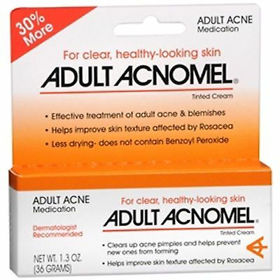 ACNOMEL ADULT ACNE MEDICINE 1.3oz
