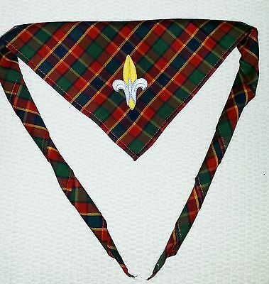 "BOY CUB SCOUT ""WEBELO"" NECKERCHIEF - OFFICIAL BSA - Cub Scouts Webelos"